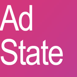 Adstate logo